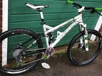 KHS Xc604 specialized trail bike full sus
