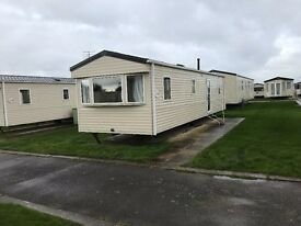 ***STATIC CARAVAN FOR SALE INCLUDING 2017 SITE FEES***
