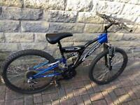 """Vertigo Rockface 24"""" Kids Mountain Bike"""