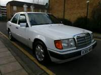 Cassic w124 Mercedes 230e Auto. 1 owner from new