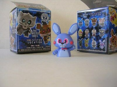 Funko Mystery Minis Five Nights At Freddys Fnaf 3 The Twisted Ones You Pick