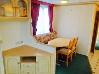 Cracking static caravan for sale at a bargain price at Thurston Manor