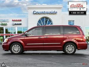 2014 Chrysler Town & Country Limited *LOADED, LEATHER, DVD* Windsor Region Ontario image 3