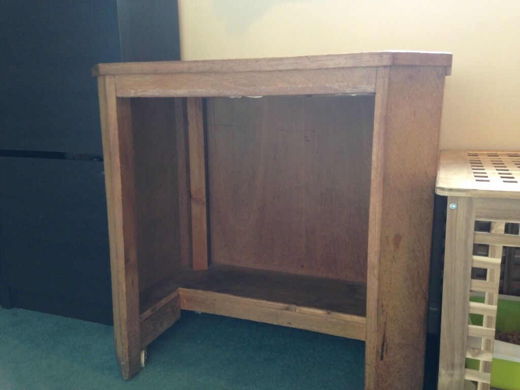 Small Vintage Antique Desk For Sale In Bethnal Green