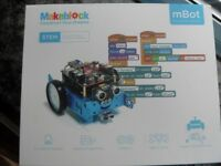 mBot educational robot kit make and program your own robot with bluetooth new
