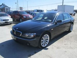 2008 BMW 7 Series LI **NAVY**LOADED** 3 YEARS WARRANTY **CERTIFI