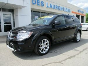 2017 Dodge Journey GT / AWD/ CUIR/7 PASSAGERS