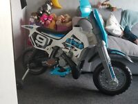 Childs Electric Motorbike.