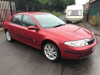 2005 RENAULT LAGUNA AUTHENTIQUE 16V- 12 MONTHS MOT
