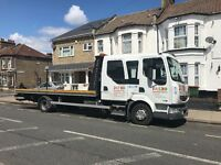 RENAULT TRUCK CREW CAB BREAKDOWN RECOVERY TRUCK FOR SALE 2009 fully automatic