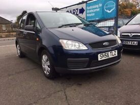 Ford Focus C-Max, Blue For Sale/Finance NO DEPOSIT REQUIRED