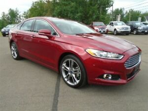 2015 Ford Fusion Titanium AWD LOADED!!!! ONLY 13k