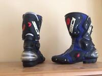 For sale or swop leathers boots gloves helmets
