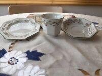 eternal beau tea set