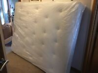 King size orthopaedic mattress