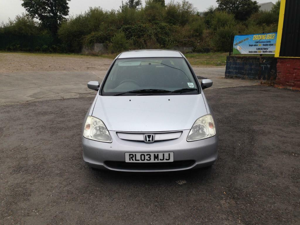 Used honda cars for sale in cardiff gumtree for 03 honda civic 4 door