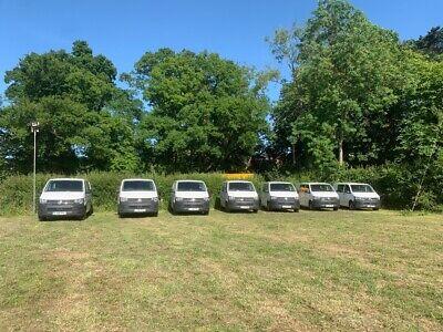 Vw Transporter T6 crew van T30 S-LN 2TDI BMT choice of 8 vans