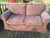 Free two and three seater sofas