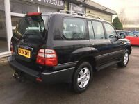 TOYOTA LAND CRUISER AMAZON 4.2 TD AUTO - FINANCE AVAILABLE