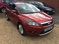 Ford Focus 1.6 TDCI. 2008. 86,000 miles. £30 per year tax.