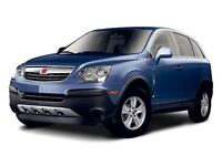 2008 Saturn VUE XE - All Wheel Drive - V6 Engine