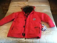 Men's xxl Canadian goose jacket