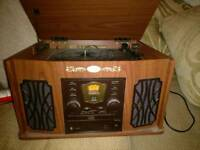 Record / cd player