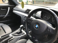 BMW 120D full M package for sale, take it home tonight for £3,500