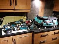 Makita pack of tools