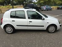 2002 Renault Clio 1.2 16v Expression 5dr 2 Owner Car Low Insurence Group