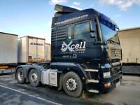 2006 MAN TGA XL 26.480 6X2 480 BHP SLEEPER CAB MIDLIFT LONG MOT TEST IMMACULATE CONDITION INSIDE OUT