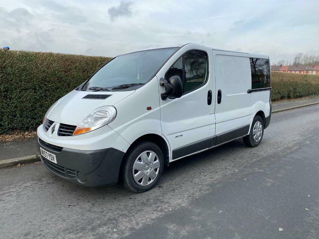 2007 Renault Trafic 2 0 Dci
