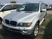 2004 BMW X5 3.0i//MANUAL TRANSMISSION//PAN ROOF//AWD//CERTIFIE City of Toronto Toronto (GTA) Preview