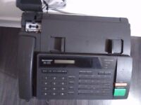 SHARP UX-222 Fax Machines