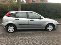 2003 Ford Focus for parts or drive away £400!
