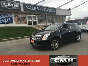 2013 Cadillac SRX LUXURY AWD NAV CAM ROOF BOSE *CERTIFIED*