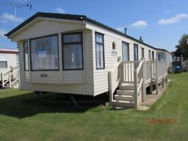 READY SITED STATED CARAVAN