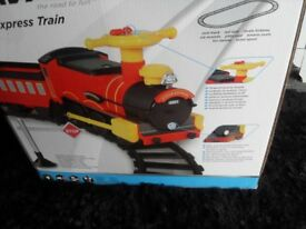 CHILDS MOBILE TRAIN