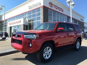 2015 Toyota 4Runner - PURCHASE BY 5PM NOV 18 AND WE'LL PAY GST