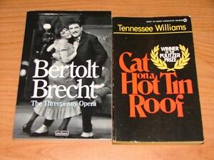 Cat on a Hot Tin Roof & The Threepenny Opera
