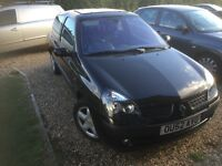RENAULT CLIO, GREAT CONDITION, GREAT MILEAGE