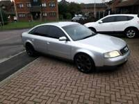 Audi a6 1.9tdi swap or sell