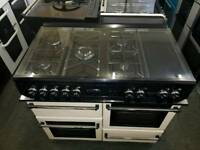 Leisure range master cooker