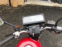 Honda CB125tdc