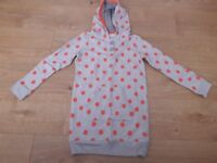Mini Boden Girls Hoodie . New condition . Age 9-10