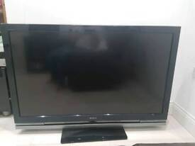 PERFECT CONDITION 52 INCH SONY TELEVISION