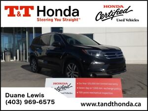 2016 Honda Pilot Touring *Navi, DVD, Rear Camera