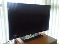 """TV 32"""" Full HD 1080p LCD TV with Freeview, 2 HDMI, USB, HDMI cable and remote control included"""