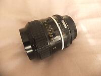 Nikkor Nikon AI 105mm lens £120