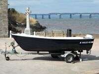 FISHING BOATS, DAY BOATS, UP TO £500 OFF PACKAGE DEALS #BOATS2020
